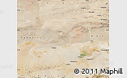 Satellite Map of Dunhuang