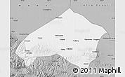 Gray Map of Gulang