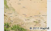 Satellite Map of Gulang