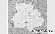 Gray Map of Huan Xian