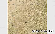 Satellite Map of Huan Xian