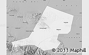 Gray Map of Jiayuguan Shi