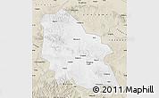 Classic Style Map of Jingyuan
