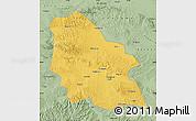 Savanna Style Map of Jingyuan