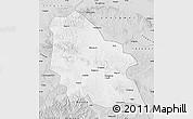 Silver Style Map of Jingyuan