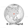 Outline Map of Jingyuan