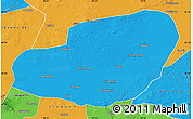 Political Map of Jinta