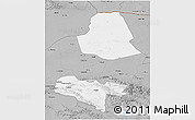 Gray 3D Map of Subei