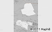 Gray Map of Subei