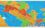Political Map of Sunan