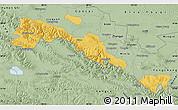 Savanna Style Map of Sunan