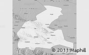 Gray Map of Yongchang