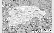 Gray Map of Yongjina