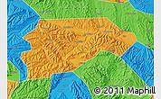 Political Map of Yongjina
