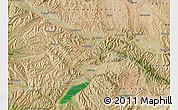 Satellite Map of Yongjina