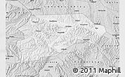Silver Style Map of Yongjina