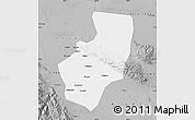 Gray Map of Zhangye