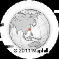 Outline Map of Dabu