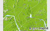 Physical Map of Nanhai