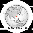 Outline Map of Nanhai