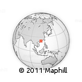 Outline Map of Taishan
