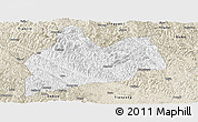 Classic Style Panoramic Map of Bose