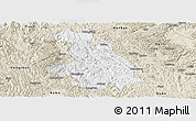 Classic Style Panoramic Map of Donglan