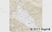 Classic Style 3D Map of Jingxi
