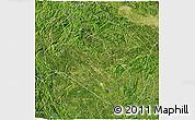 Satellite 3D Map of Jingxi