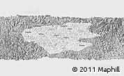 Gray Panoramic Map of Leye