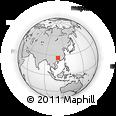 Outline Map of Longsheng