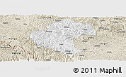 Classic Style Panoramic Map of Napo