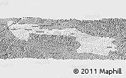 Gray Panoramic Map of Xilin