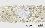 Classic Style Panoramic Map of Daozhen