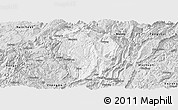 Silver Style Panoramic Map of Daozhen