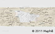 Classic Style Panoramic Map of Fuquan