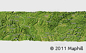 Satellite Panoramic Map of Fuquan