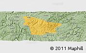 Savanna Style Panoramic Map of Fuquan