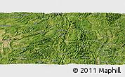 Satellite Panoramic Map of Guiding