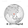 Outline Map of Jinsha