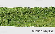 Satellite Panoramic Map of Jinsha