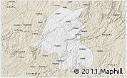 Classic Style 3D Map of Kaiyang