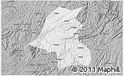 Gray 3D Map of Kaiyang