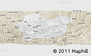 Classic Style Panoramic Map of Luodian