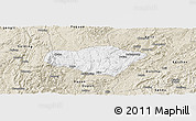 Classic Style Panoramic Map of Majiang