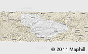 Classic Style Panoramic Map of Nayong