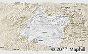 Classic Style Panoramic Map of Panxian
