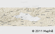 Classic Style Panoramic Map of Pingba