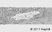 Gray Panoramic Map of Puding