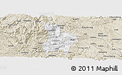 Classic Style Panoramic Map of Qinglong